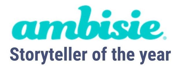 Ambisie Storyteller of the Year Award